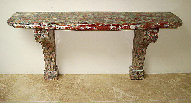 French Marble Console