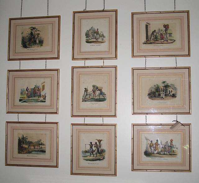 Set of Ten 19<sup>th</sup> Century Prints