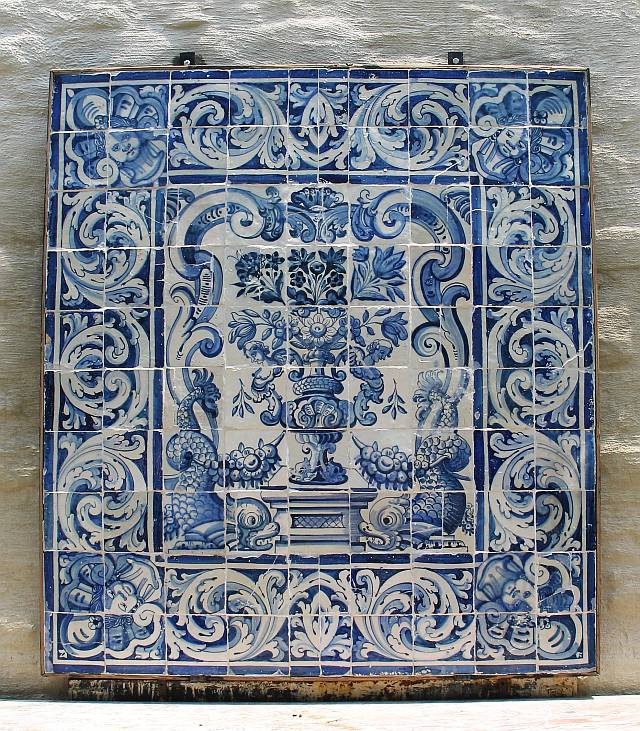 Portuguese Wall Tiles Wall Covers