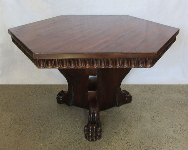 Evans gerst antiques renaissance style low table for Th 37px60b table top stand