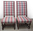 Pair of French Louis XIII Side Chairs