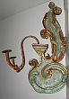 Pair of Italian Scroll Form Sconces